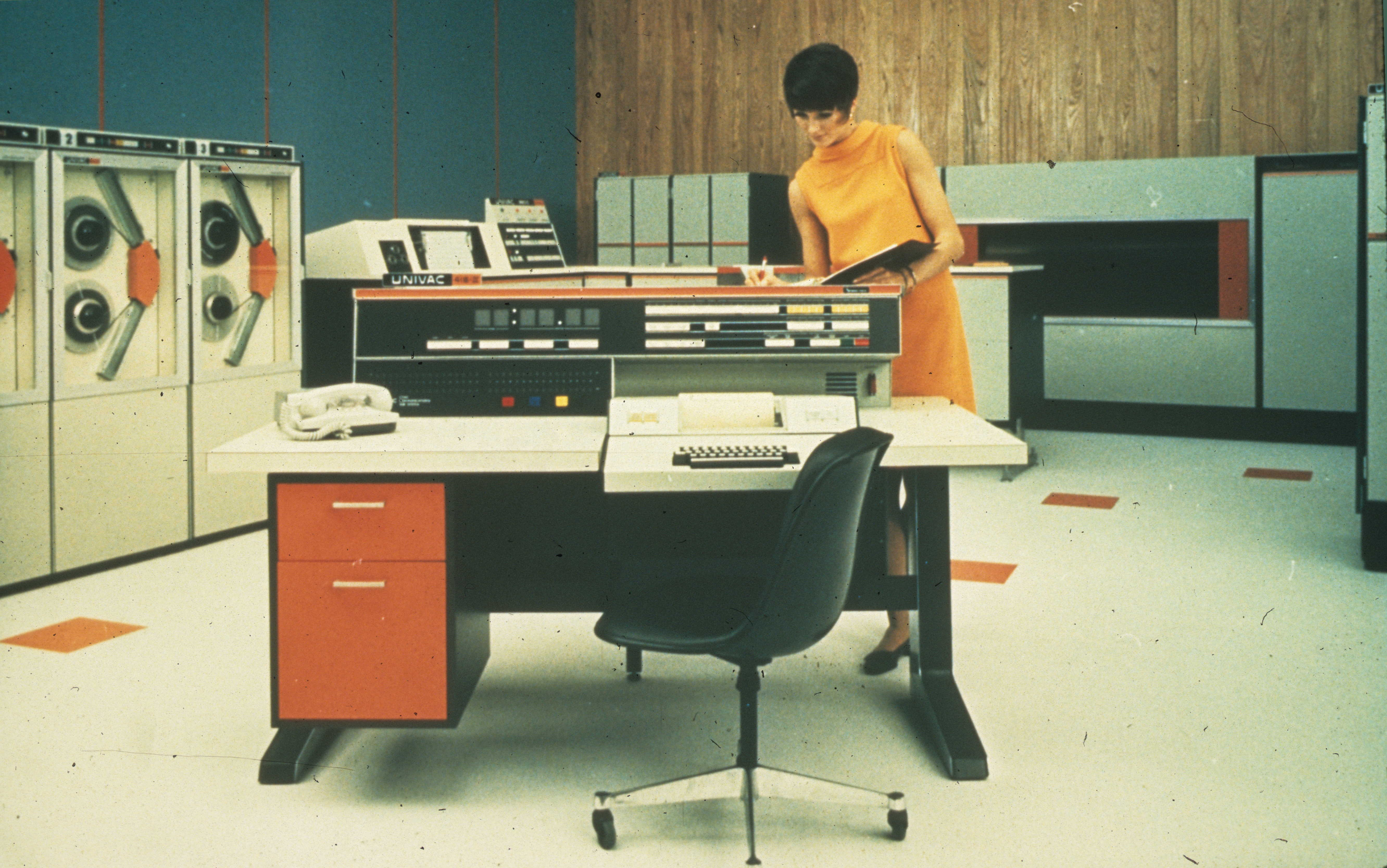 UNIVAC 418 | IT History Society