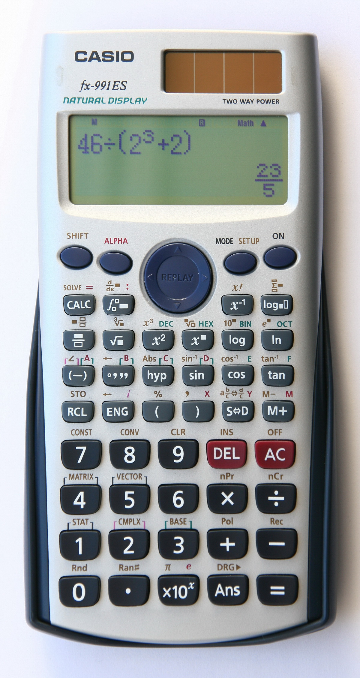 Калькулятор casio fx-991 es | festima. Ru мониторинг объявлений.