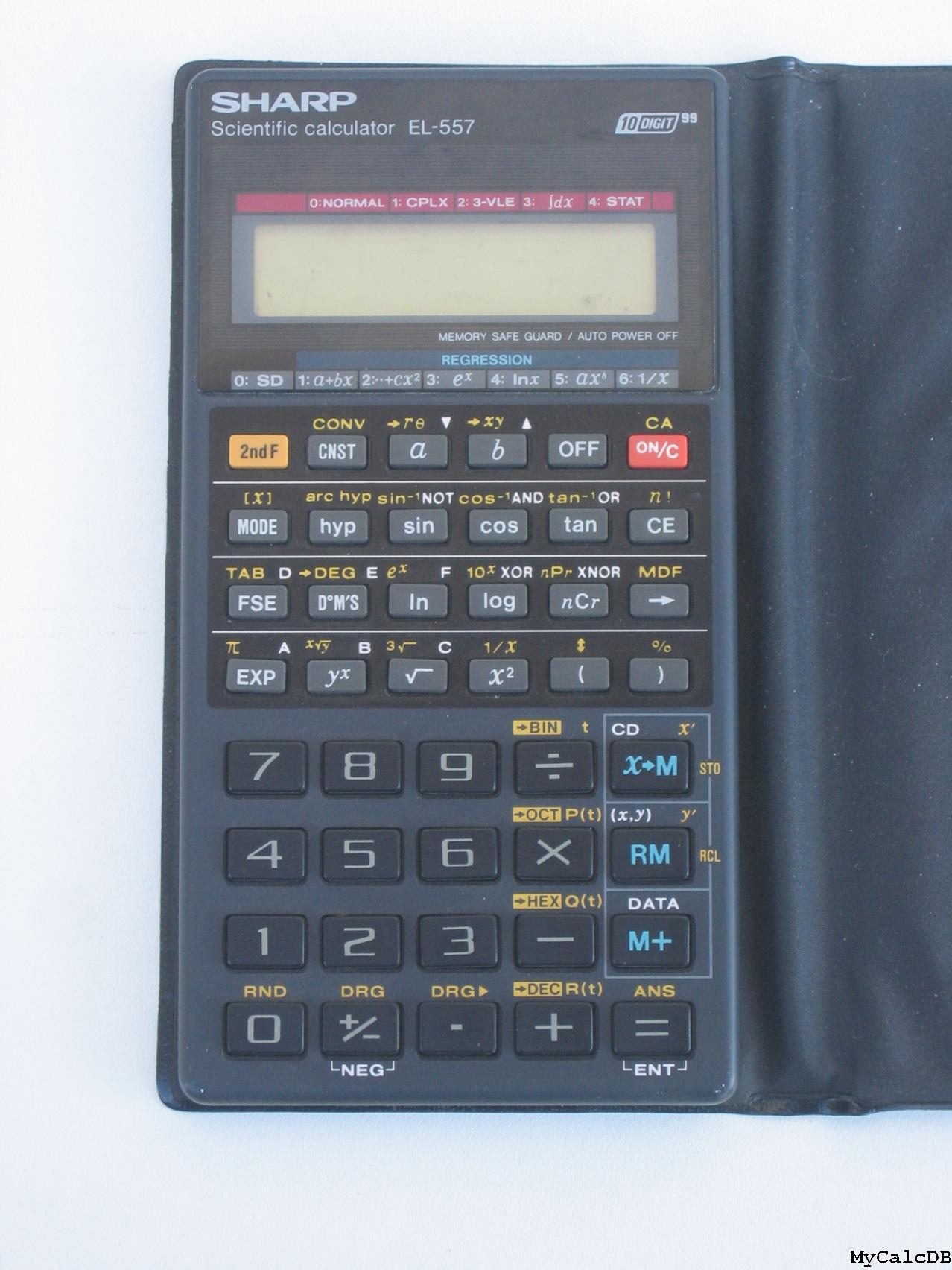 sharp financial calculator el 733a manual