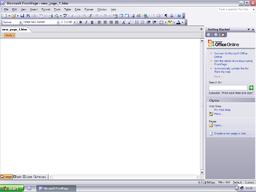 Software Description Microsoft FrontPage 2000 Is The