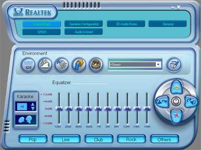 realtek audio codec